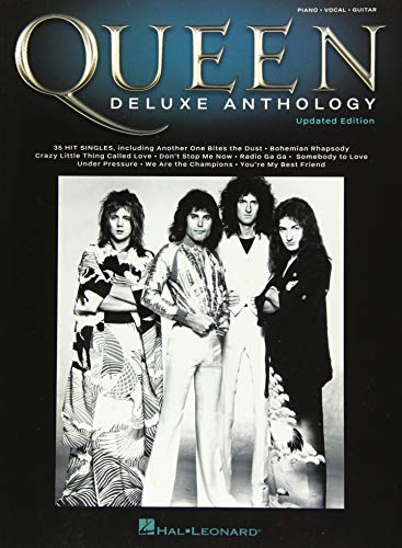 Queen: Deluxe Anthology: Updated Edition
