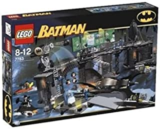 Batcave, The Penguin and Mr. Freezes Invasion