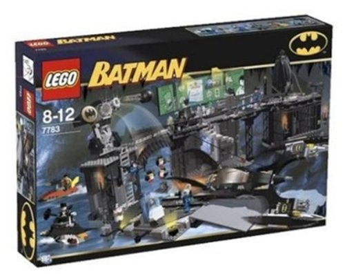 Lego 7783 - Batman Batcave: Invasion von Penguin und Mr. Freeze