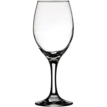 Circleware Wine Drinking Glasses (Set Of 6), 8 oz, Savannah Street 8oz