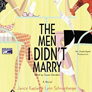 The Men I Didn't Marry audiobook cover art