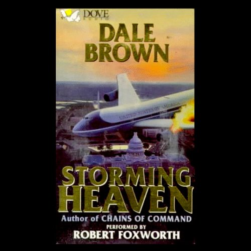 Storming Heaven audiobook cover art