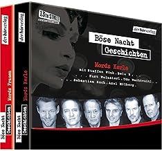 Böse-Nacht-Geschichten: Mords Kerle / Mords Frauen, 2 Audio-CDs