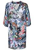 FROGBOX Tunique pour femme avec imprimé animal -  Multicolore - 40