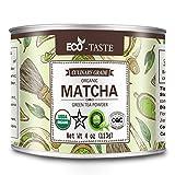Organic Matcha Green Tea Powder,USDA Organic Certified,Culinary Grade (Perfect for Smoothies,...
