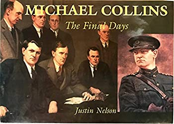 Hardcover Michael Collins: The final days Book