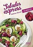 Petit Livre de - Salades express en 140 recettes
