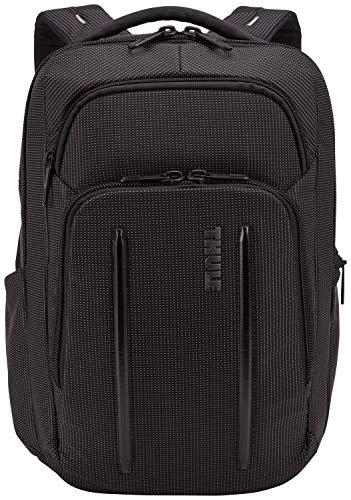スーリー 正規品2年保証 スーリー リュック THULE バックパック Thule Crossover 2 Backpack 20L リュックサック デイパック メンズ レディース A4 PC収納 2層 通学 通勤 旅行 アウトドア C2BP-114 Black