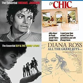 Classic Funk & Disco Pick Me Up