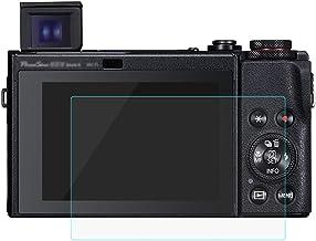 غشاء من الزجاج المقوى PU5529 2.5D 9H من PULUZ لـ Canon PowerShot G5 X Mark II/PowerShot G7 X Mark III
