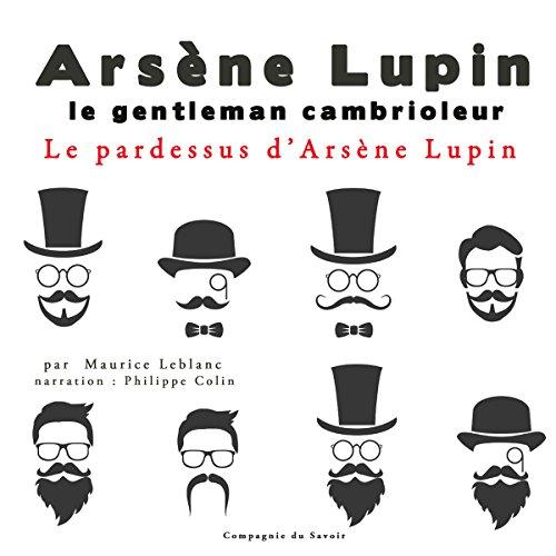 Couverture de Le pardessus d'Arsène Lupin