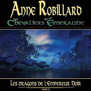 Page de couverture de Les dragons de l'Empereur Noir