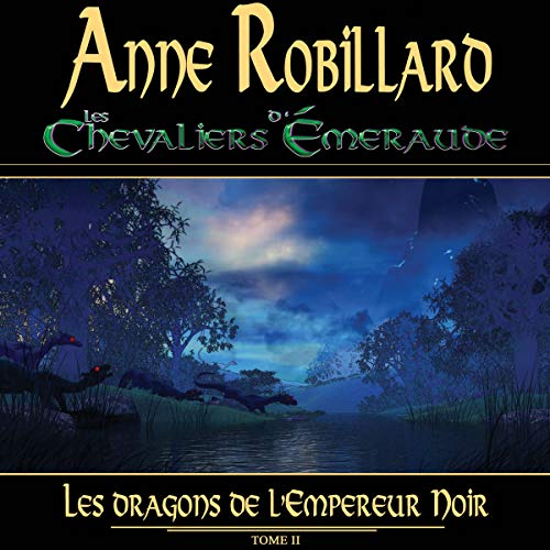 Les dragons de l'Empereur Noir cover art