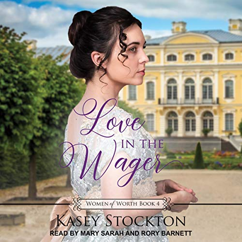 Love in the Wager  By  cover art