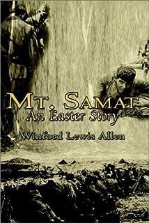 Mt. Samat: An Easter Story