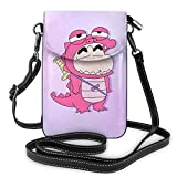 AOOEDM Womens Crossbody Bags - Crayon Shin-chan Small Cell Phone Purse Wallet With Credit Card Slots