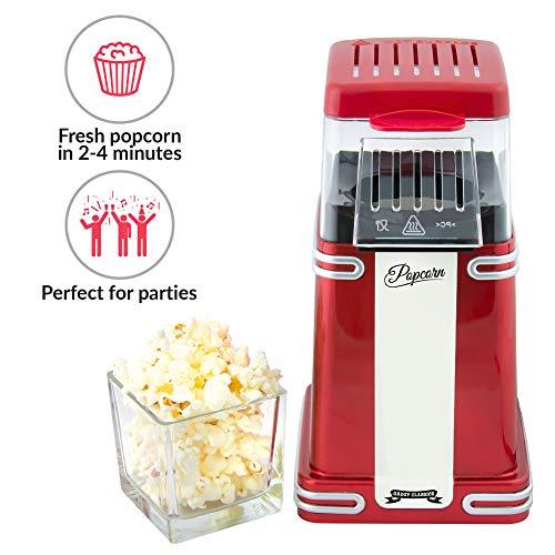 Gadgy – Heißluft – Popcornmaschine - 3