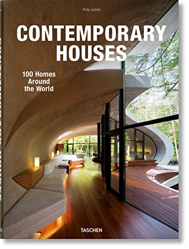 Contemporary Houses. 100 Homes Around the World (PRIX FAVORABLE) (English, French and Multilingual Edition)