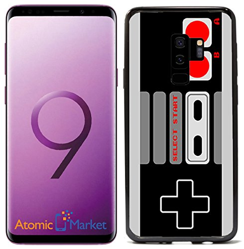 Old School Gaming Controller for Samsung Galaxy S9 2018 Case Cover by Atomic Market