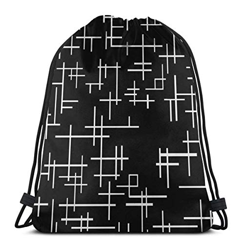 QUEMIN Fire Emblem Awakening Robin Drawstring Bag Sports Fitness Bag Bolsa de Viaje Bolsa de Regalo