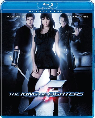The King of Fighters (Bluray + DVD combo) [Blu-ray] [Importado]