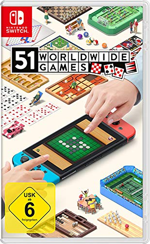 51 Worldwide Games [Nintendo Switch]