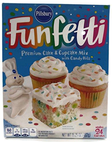 Funfetti Cake Mix