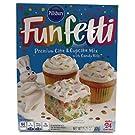 Pillsbury, Funfetti Cake Mix With Candy Bits, 15.25Oz Box
