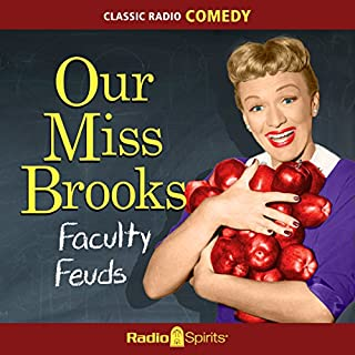 Our Miss Brooks: Faculty Feuds cover art