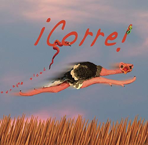 ¡CORRE!: un avestruz travieso