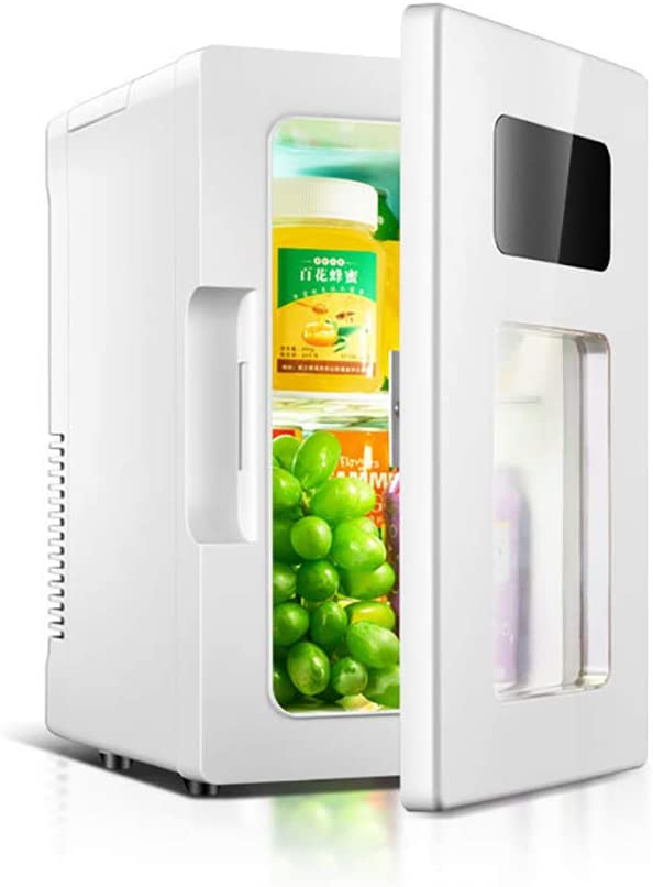 Mini Fridge Electric Cooler Warmer - C Portable 12V 220V Latest item AC DC Spring new work one after another
