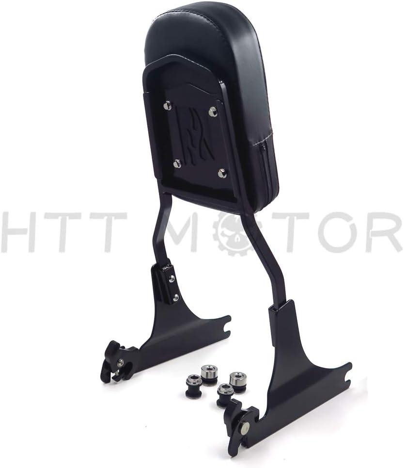 HTTMT Popular MT501-006F- Black Detachable Backrest Ranking TOP17 Sissy Flame Comp Bar
