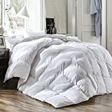Best Down Duvet Inserts - Three Geese King Size White goose down Review