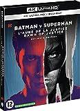 Batman v Superman : L'aube de la Justice [Ultimate Edition-4K Ultra Blu-Ray + Digital HD]