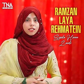 Ramzan Laya Rehmatein - Single