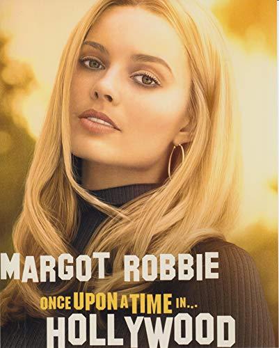 直輸入、大きな写真「ワンス・アポン・ア・タイム・イン・ハリウッド」マーゴット・ロビー、10585