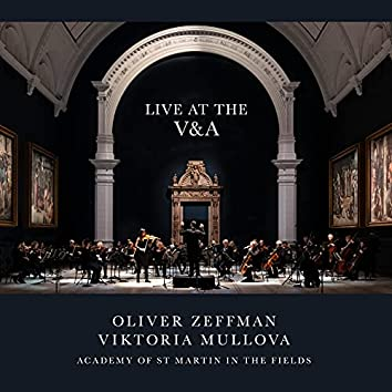 Live at the V&A