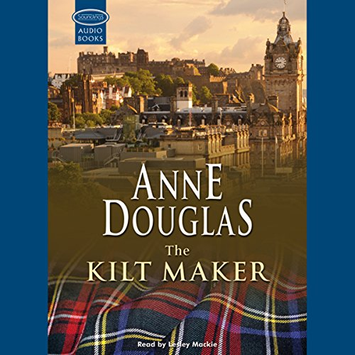The Kilt Maker audiobook cover art