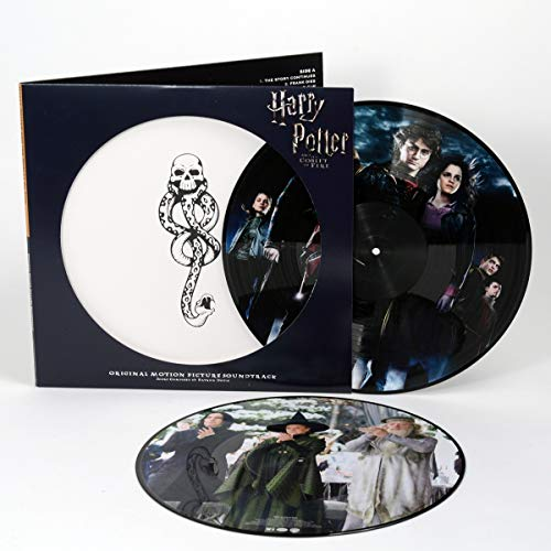 Harry Potter And The Goblet Of Fire [Vinilo]