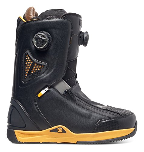 DC Shoes Mens Shoes Travis Rice - Snowboard Boots - Men - US 9 - Black Black US 9 / UK 8 / EU 42