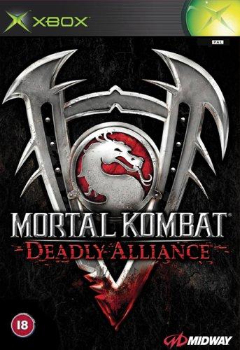 Mortal Kombat: Deadly Alliance (Xbox) [Xbox] …