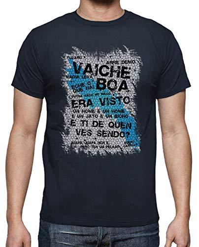 latostadora - Camiseta Vaiche Boa para Hombre