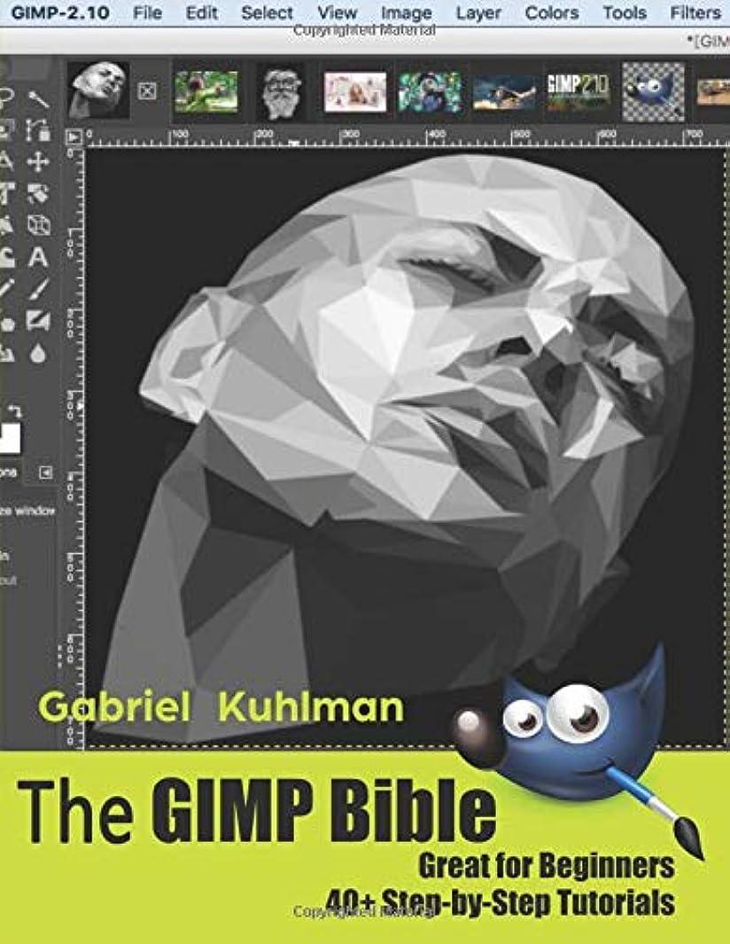 迅速祈りラビリンスThe GIMP Bible: Great for Beginners - 40+ Step-by-Step Tutorials