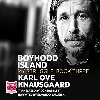 Couverture de Boyhood Island