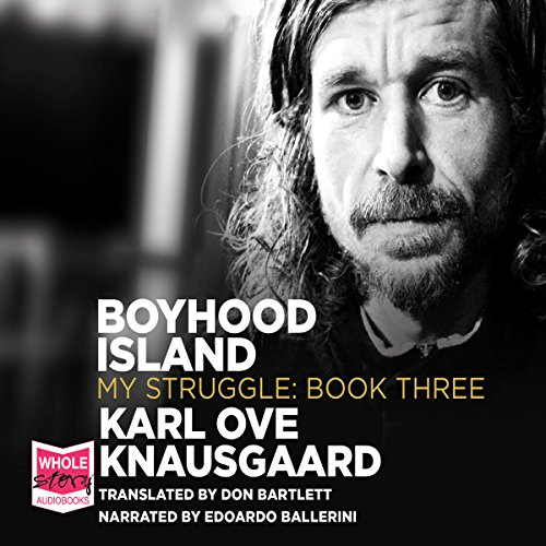 Boyhood Island cover art