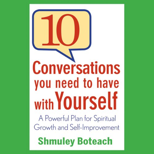 10 Conversations You Need to Have with Yourself cover art