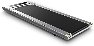 RHYTHM FUN Treadmill Under Desk Treadmill Folding Portable Walking Treadmill with Wide Tread Belt Super Slim Mini Quiet Sl...