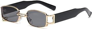 Small Rectangle Sunglasses for Women Men 2020 Fashion...