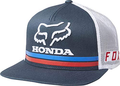 Fox Snapback Cap Fox Honda Blau