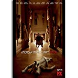 American Horror Story Tv Filmplakat Leinwand Malerei